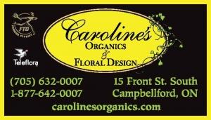 Carolines organics