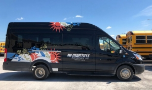 martins bus service