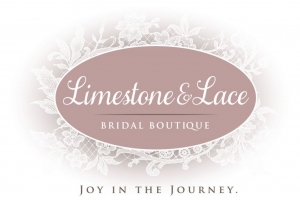 limestone and lace bridal