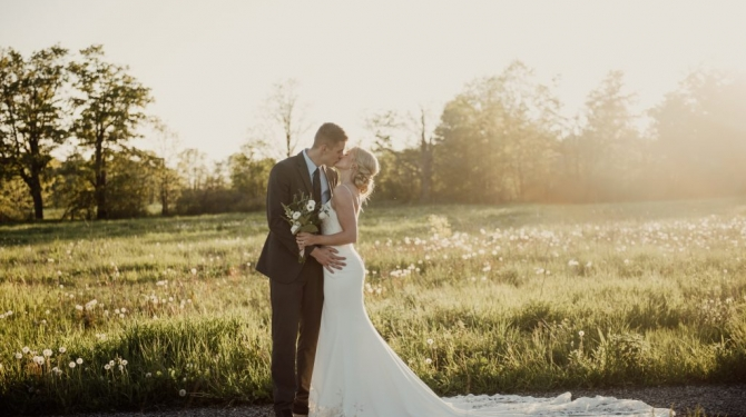 Invest in a wedding photographer you jive with!