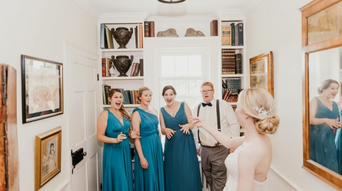 Things to consider when choosing a wedding party
